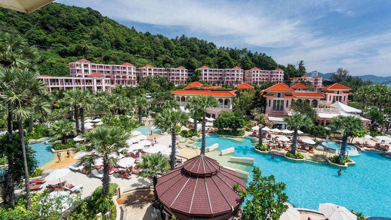 centara grand beach resort phuket holiday package persia. Black Bedroom Furniture Sets. Home Design Ideas